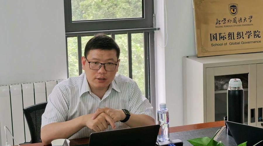 教研活动|清华大学社会科学学院陈冲博士来我院进行学术交流